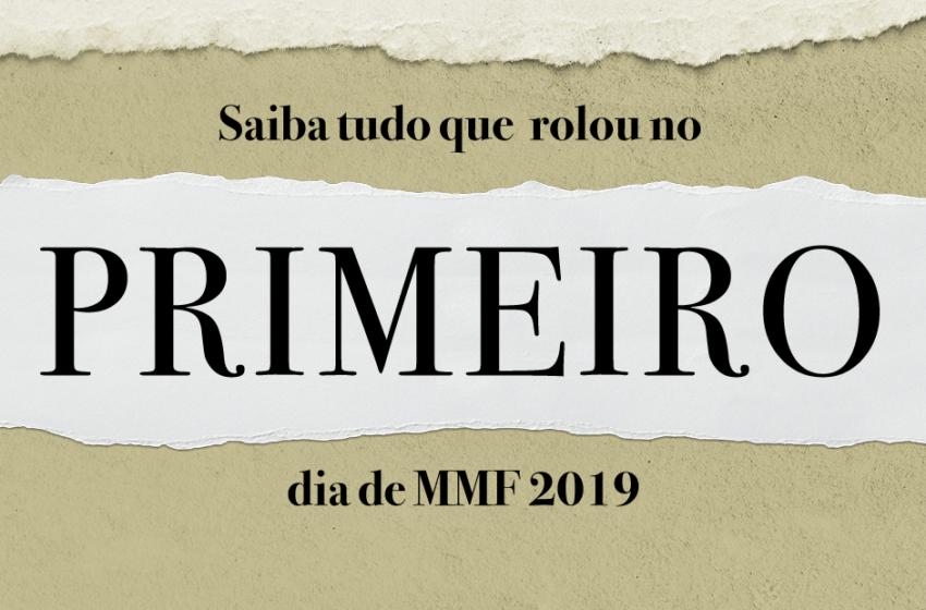 Desfile MMF 2019 - 14/08