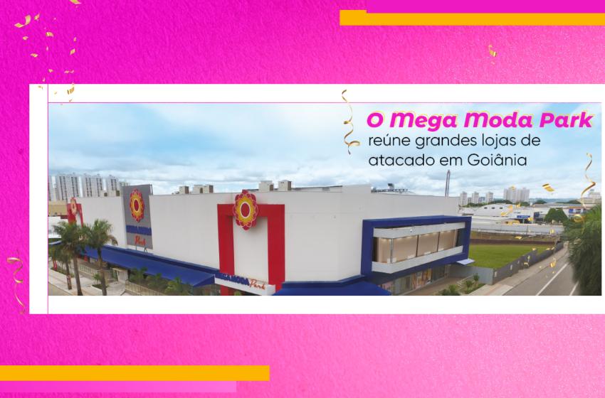 O MMP reúne grandes lojas de atacado em Goiânia