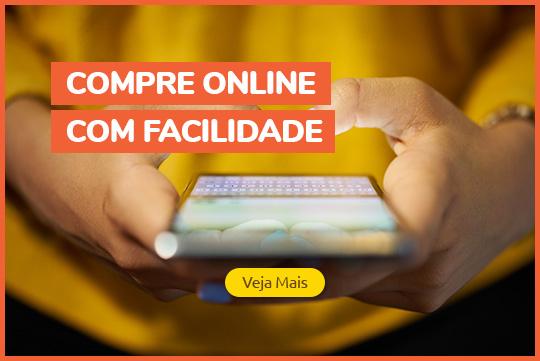 Compre Online com Facilidade